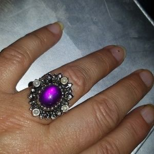 Rare Sarah Cov adjustable Ring